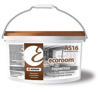 Герметик для сруба Ecoroom AS 16